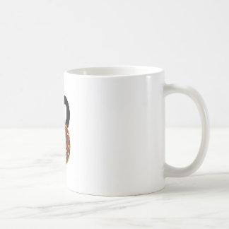 Donut Kettlebell Coffee Mug