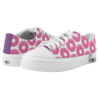 Donut Love Low Tops