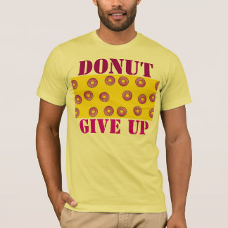Donut mens shirt