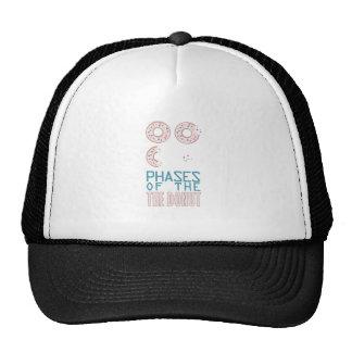 Donut Phases Cap