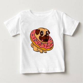 Donut pug baby T-Shirt