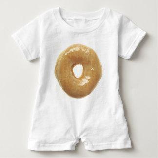 Donut Raised Glazed Baby Bodysuit