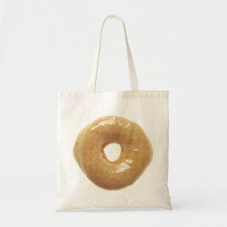 Donut Raised Glazed Tote Bag