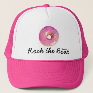 Donut Rock the Boat Hat
