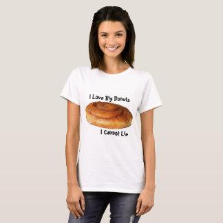 Donut Shirt I Love Big Donuts