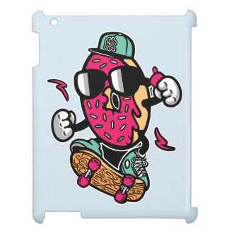 Donut Skater iPad/iPad Mini, iPad Air Case iPad Case