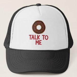 Donut Talk To Me Cap