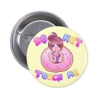 DONUT Touch Me Button