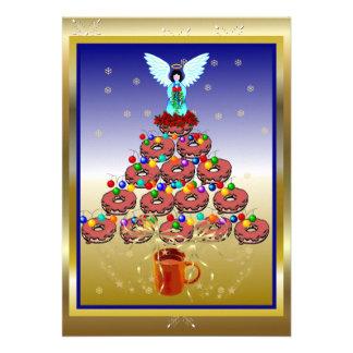 Donut Tree Custom Announcements