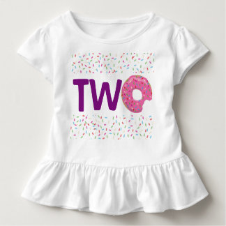 Donut TWO Toddler T-Shirt
