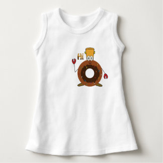 Donut wants say hi! dress