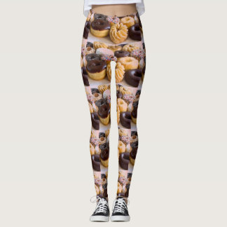 DONUT WORKOUT - A CLASSIC LEGGINGS