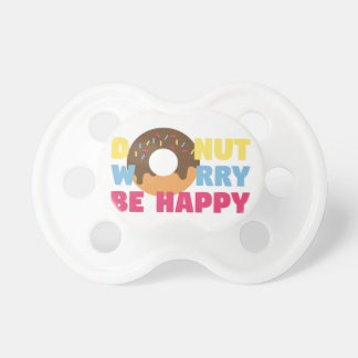 Donut Worry Dummy