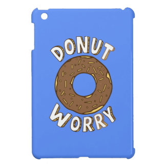 Donut worry iPad mini covers