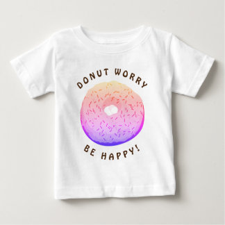 """Donut Worry"" Shirt for Kids"