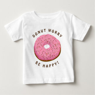 """""""Donut Worry"""" Shirt for Kids"""