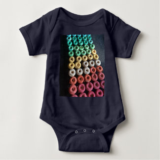 Donuts Baby Outfit Baby Bodysuit