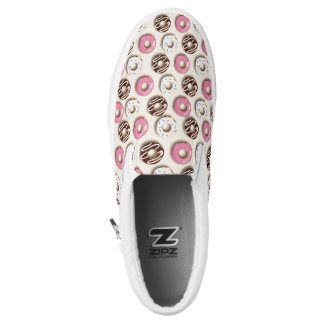 Donuts canvas shoes