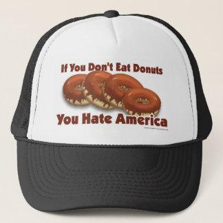 Donuts For America Cap