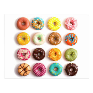 donuts FOR EVERYONE Postcard