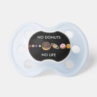 Donuts solar system dummy