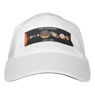 Donuts solar system hat