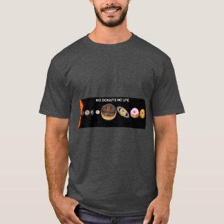 Donuts solar system T-Shirt