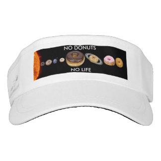 Donuts solar system visor