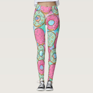 Donuts To Go Leggings