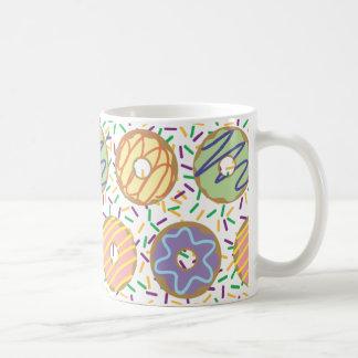 Donuts with Sprinkles Coffee Mug 2