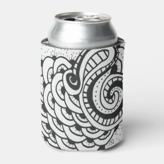 DOODLE 08 CAN COOLER
