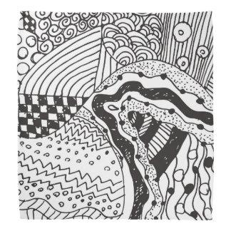 Doodle Bandana