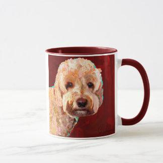 Doodle Brown on Mug