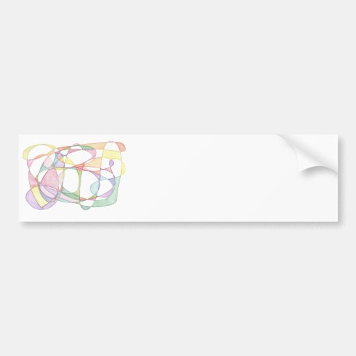 Doodle Bumper Stickers