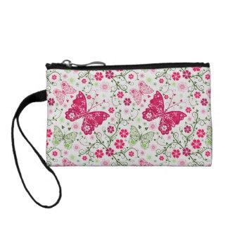 doodle butterflies change purses