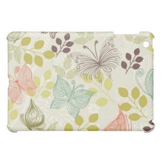 doodle butterflies ipad case