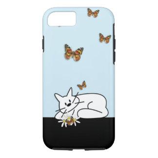 Doodle Cat iPhone 8/7 Case