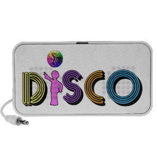 Doodle Disco Portable Speakers