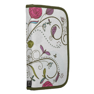 Doodle Floral Swirls Organizers