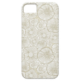 Doodle flowers phone cases iPhone 5 covers