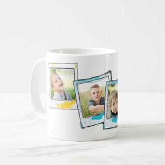 doodle frame coffee mug
