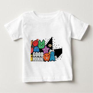 Doodle Good Morning Baby T-Shirt