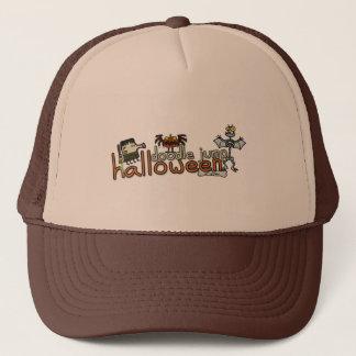 doodle jump halloween 2010 trucker hat