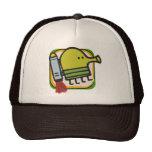 Doodle Jump Mesh Hats