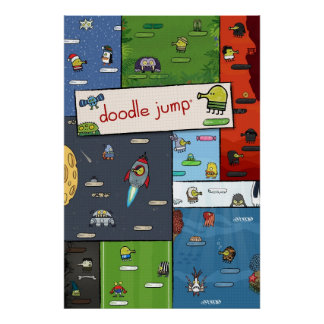 Doodle Jump poster