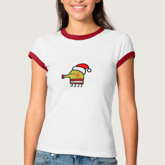 Doodle Jump Santa T-Shirt