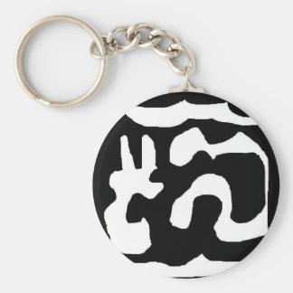 doodle keychain