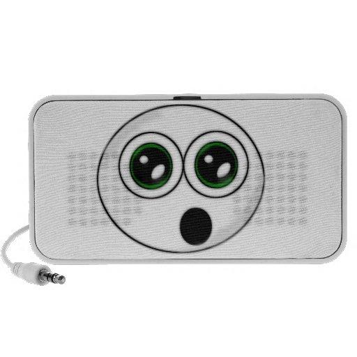 Doodle loudspeaker notebook speaker