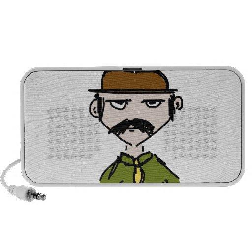 Doodle loudspeaker speaker system