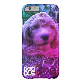 Doodle Love Barely There iPhone 6 Case